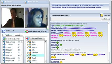sito video porno italiano chat amigos senza registrazione